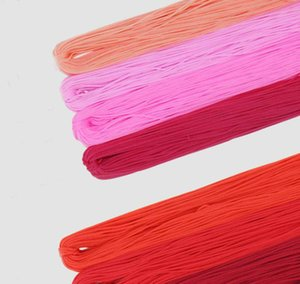 Special Yarn Section Dyed Yarn Thick Thread Stick A09