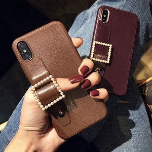 Fashion Designer Phone Case For iPhone 11 Pro X XS Max XR 12 8 7 Luxury PU Leather Phone Cases with stand holder