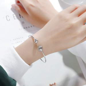 fashion temperament C-type open women's creative alloy Bracelet Jewelry1K2DN0EV