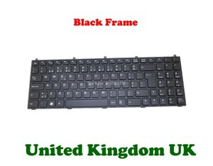 Teclados Teclado do Reino Unido para Clevo M980nu W258euq W255HU0 MP-08J46GB-430 6-80-M9800-193-1 MP-08J46GB-430W 6-80-M9800-195-1L MP-08J46GB-4307W