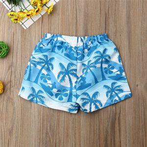 Fashion Hawaiian Newborn Kid Baby Boys Elastic Waistband Short Pants Summer Beach Shorts Swimming Suit For Boy Summer New 2019