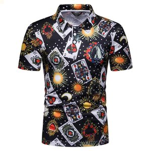 new crop top high quality shirts fashion shirt originality mens polo shirt luxurys tee shirts 2021 men clothing Short sleeve mens Z0015