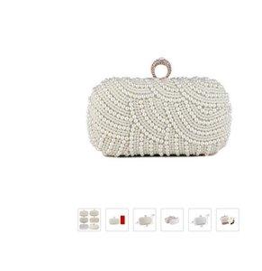 Diamantes frisados mulheres bolsas de noite bordado vintage pequeno dia pérola embreagem bolsas de ombro bolsas de strass bolsa