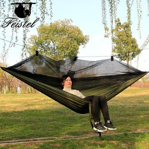 300*140cm Mosquito Net Hammock Outdoor Furniture