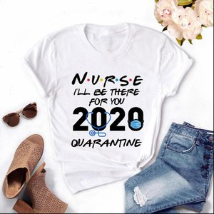 2021 Womens Nurse Queen T shirts 90s Harajuku Ullzang Fashion Short Sleeve White tshirt for Lady Casual Top