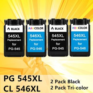 Ink Cartridges PG545 CL546 545XL Black Tri Color Cartridge For Canon PG CL 546 Pixma IP2850 MX495 MG2450 MG2550 MG2950 NS28 Printer