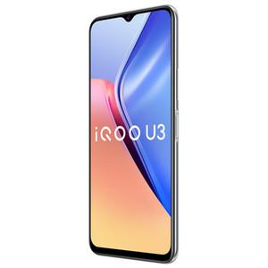 Original Vivo IQOO U3 5G Mobile Phone 6GB 8GB RAM 128GB ROM MTK 800U Android 6.58 inch Full Screen 48MP 5000mAh OTG Wake Face ID Cell Phone