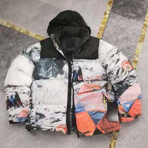 【code:OCTEU06】Veste d'hiver Manteaux Desiger Hommes Femmes Parkas Porter des vestes de mode chaude Vestes de Stand Collier matelas à glissière à glissière 11 couleurs Taille S-2XL