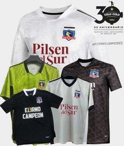 2021 2022 Colo-Colo Soccer Soccer Technsys Colo E13RNO Campeon Falcon Blandi Suazo Campos Arriagada 21 22 Opazo 1991 Годовщина 30-го дома