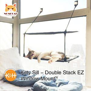 K & H hammock suction cup bed hanging window sill mat four seasons nest climbing frame suppliesBLEY{category}