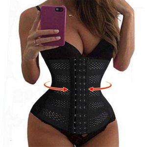 Wholesale- Womens Body Shaper Tummy Waist Trainer Cincher Underbust Corset Shapewear Cloth11