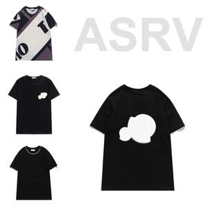 Estilista para hombre T Shirts Verano A Baño Monclair APE Mangas cortas de alta calidad Camisetas cómodas APE CP Topstoney