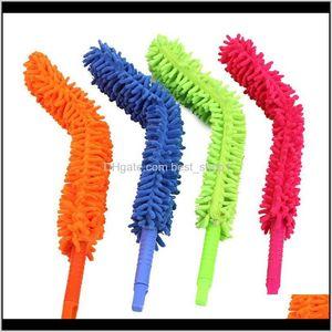 Universal Flexible Car Motorcycle Soft Microfiber Noodle Chenille Alloy Wheel Cleaner Car Wash Brush Clean Tool Za6481 Lyf5O Gtzp4