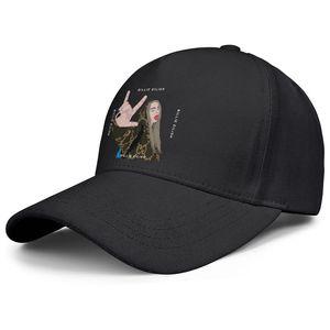 Fashion Billie-Eilish Unisex Baseball Cap Cool Original Trucke Hats billie eilish art album covers Billie Eilish you should see me m u s