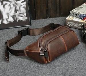 "New men ""s Bags Korean casual pockets influx of men and women shoulders messenger bag d30c#"