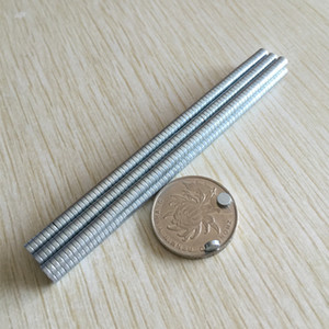 Wholesale - In Stock 100pcs Strong Round NdFeB Magnets Dia 3x1.5mm N35 Rare Earth Neodymium Permanent Craft DIY Magnet Free shipping