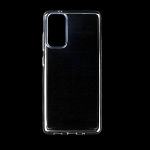 Transparent Clear Phone Cases For Samsung Galaxy A20 A41 A71 5G A21S Note20 Ultra Note 20 FE Soft TPU Silicone Back Cover Shockproof Case