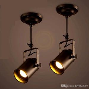 E27 LED LOFT Vintage Vintage Retro Pendentif Lampe Dôme Lumière Salle à manger Pub Café Restaurant Aisle Bar Drapeaux Lustre Lustres de store