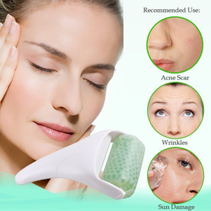 FaceRoller Cool Ice Roller Massager Skin Lifting Tool Face Lift Massage Anti-stressPain Relief Face Skin Care Tools