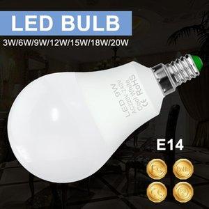 Bulbs LED Lampen E 14 Lamp E27 Bulb 220V 240V 3W 6W 9W 12W 15W 18W 20W Lampada Light Bombilla Lights Decoration