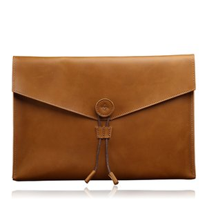 mens for 15 inch luxury bags document briefcase messenger men laptop computer leather bag 210315