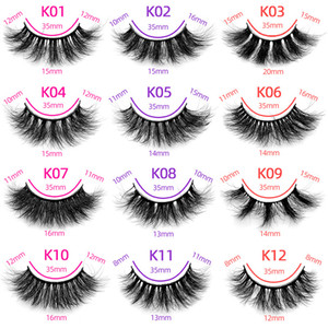 8D Mink Eyelashes Naturally messy Lashes 8D Mink Lashes Soft make up Extension Makeup Fake Eye makeup eyelashes