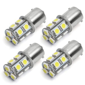 1156 BA15S 1157 BAY15D P21W BA15D 5050 13SMD 자동차 LED 회전 주차 신호 조명 브레이크 테일 램프 전구 DC 12V