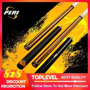 2019 PERI PBH BT Punch & Jump Cue Stick Kit 13 mm 139 cm Canadian 5A+ Maple Uni-Loc Billiard Jump Cue Kit Break Stick Punch1