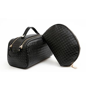 Old cobbler C2020 Promotion cosmetic bag Top quality customized tote bags Various styles of Leather colors free delivery