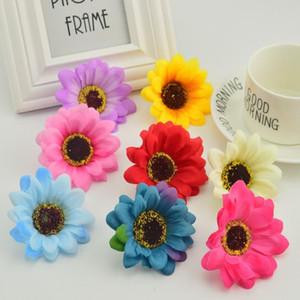 10pcs Silk Daisy Stamens For Garden Home Wedding Decoration Accessories Fake Chrysanthemum Diy Wreath Cheap Artificial jlltwL