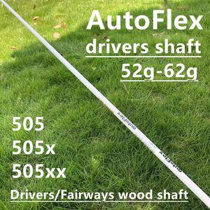 Club Shafts Golf Shaft Autoflex White Clubs Drivers   Fairways Wood Improve The Speed Of
