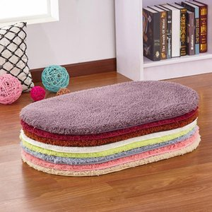 Anti-Skid Fluffy Shaggy Area Rug Home Room Carpet Floor Mats Bedroom Bathroom Floor Door Mat shag rugs25