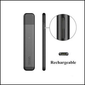 Электронные одноразовые сигареты E-Cigaretts Оригинал INUWA VOOM VAPE PEN аккумуляторная батарея 1.0 мл керамическая катушка пустой картридж для густые OI