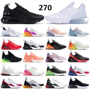 air max 270 correr para hombre mujer triple negro blanco tienen un día South Beach Throwback Future zapatillas deportivas tamaño 36-45