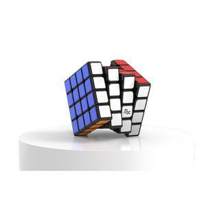 Newes YJ MGC 4x4 Velocidade de Cubos Magnéticos YJ MGC 4 M 4M MGC4 M 4x4x4 Puzzle Yongjun Magique Cubo Brinquedos Educativos para Crianças L0226