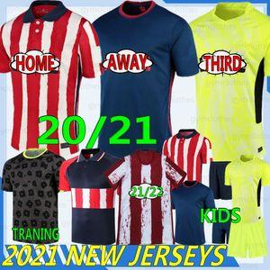 Thai 20/21 Joao Felix Atletico de Madrid Soccer Jerseys Suarez Llorente Koke Camisetas Saul Correa Thomas Lemar 2020 Camicie da calcio