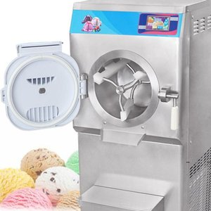 Yaourt Carpigiani Gelato Kolice Hard Ice Cream Machine Crème glacée Faire Machine Sanck Food Food Food Tool Livraison FWF5451