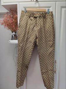 2020 Neue Mode Männer Kleid Hose Counter Business Casual Slim Fit Anzug Hosen Alle über Muster Top Qualität Anzugshose Hochzeit Hosen High t
