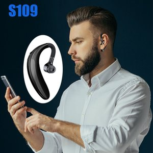S109 TWS Wireless 5.0 Bluetooth earphones Handsfree Earloop headset Finess Running Drive Call Sports Headphone With Mic