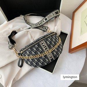 Bolsa de correr Bolsa de mujer Satchel Estilo coreano Pequeño C Moda K Strap de hombro ancho Hombro Messenger Bag all-Match textured