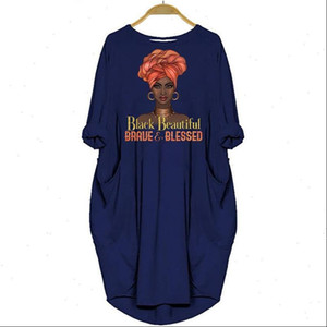 New Fashion T Shirt For Women Pocket Black beautiful Letters Print TShirt Harajuku Punk Cute Cropped Funny Camiseta Wonder Woman