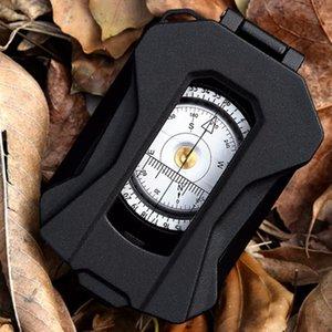 Eyekey Portable складной объектив Многофункциональный высокоточный водонепроницаемый антифриз-компас для прогулки на открытом воздухе карты