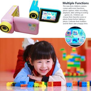 Camcorders Kids Camera For Children 1080P HD Video Po Toys With 32GB SD Card USB Rechargeable Birthday Gift