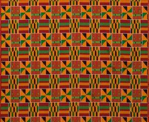 Cowgirl Rodeo Westwear1-Piece Доставка африканских тканей Кенте Хлопок Африканский Батик Двусторонняя напечатанная ткань для голландского воска