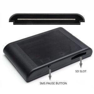 Portable Game Card Gaming Memory Flash Electronics MD Cartridge OSV3.6 3.8 Version US EU JP Universal for Sega Use