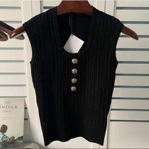 womens Designer T Shirt fashion TShirts letter printed Top sleeveless women's casual Tees Hip Hop Streetwear tshirts ST202102