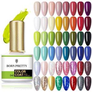 BORN PRETTY Choice Series Gel Nail Polish 120Colors 10ml Soak Off UV Gel Nail Color Manicuring Glitter Art Design