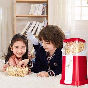 Small Corn Popcorn Maker Kitchen Gadgets Mini Hot Popcorn Making Machine Household Automatic Air Machine