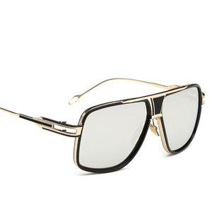 New Style Sunglasses Men Brand Designer Driving Eyewear Master Vintage Square Sun Glasses