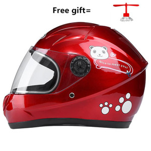 Kids Full Helmet Motocross Capacete De Capacete Cascos Para Casque Moto Motorcycle Accessories Atv Motorcycle